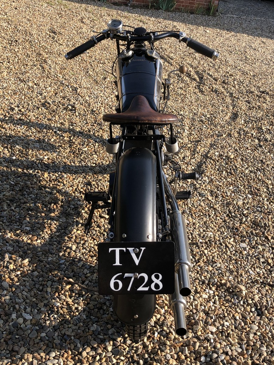 1926/32 Brough Superior 5/15 For Sale by Auction (picture 4 of 6)