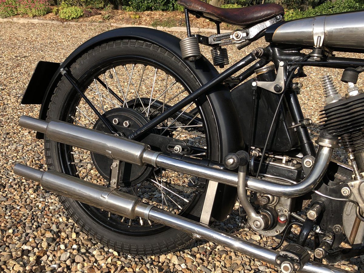 1926/32 Brough Superior 5/15 For Sale by Auction (picture 5 of 6)