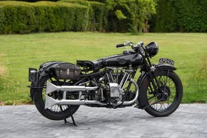 Picture of 1933 Brough Superior 680 OHV 'Black Alpine' For Sale