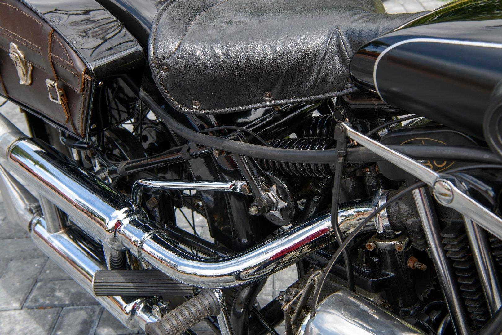 1933 Brough Superior 680 OHV 'Black Alpine' For Sale (picture 8 of 12)