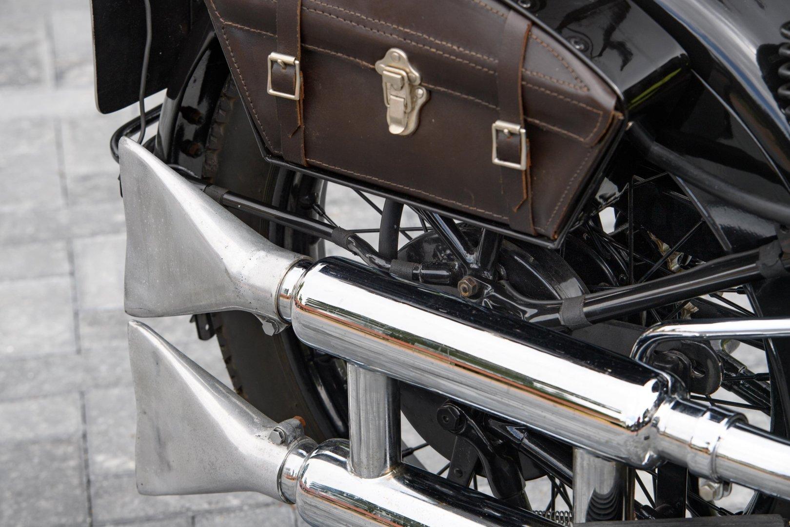 1933 Brough Superior 680 OHV 'Black Alpine' For Sale (picture 9 of 12)