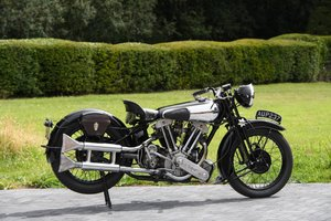 Picture of 1936 Brough Superior SS100 - The Third 'MX100' Constructed For Sale