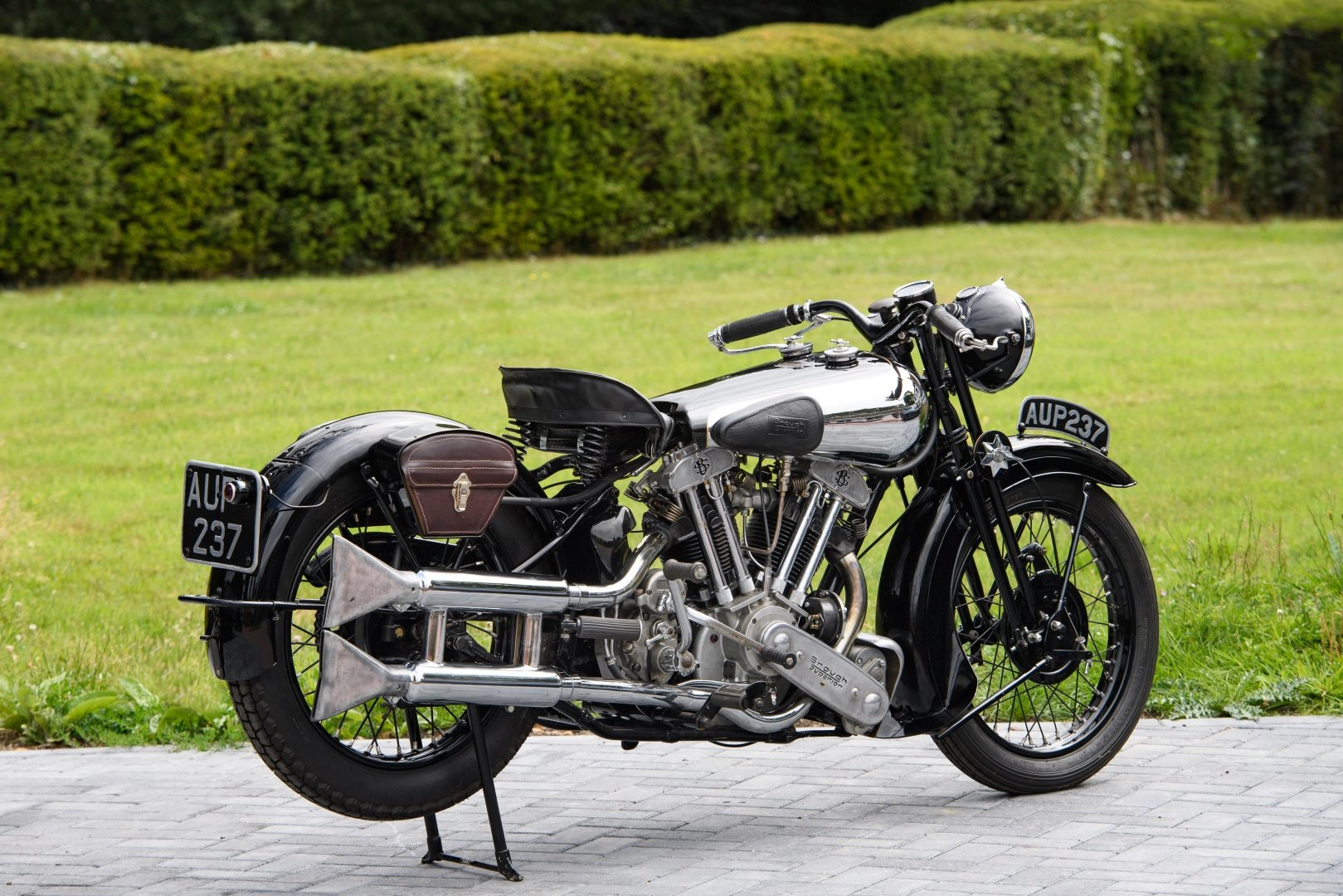 1936 Brough Superior SS100 - The Third 'MX100' Constructed For Sale (picture 2 of 12)