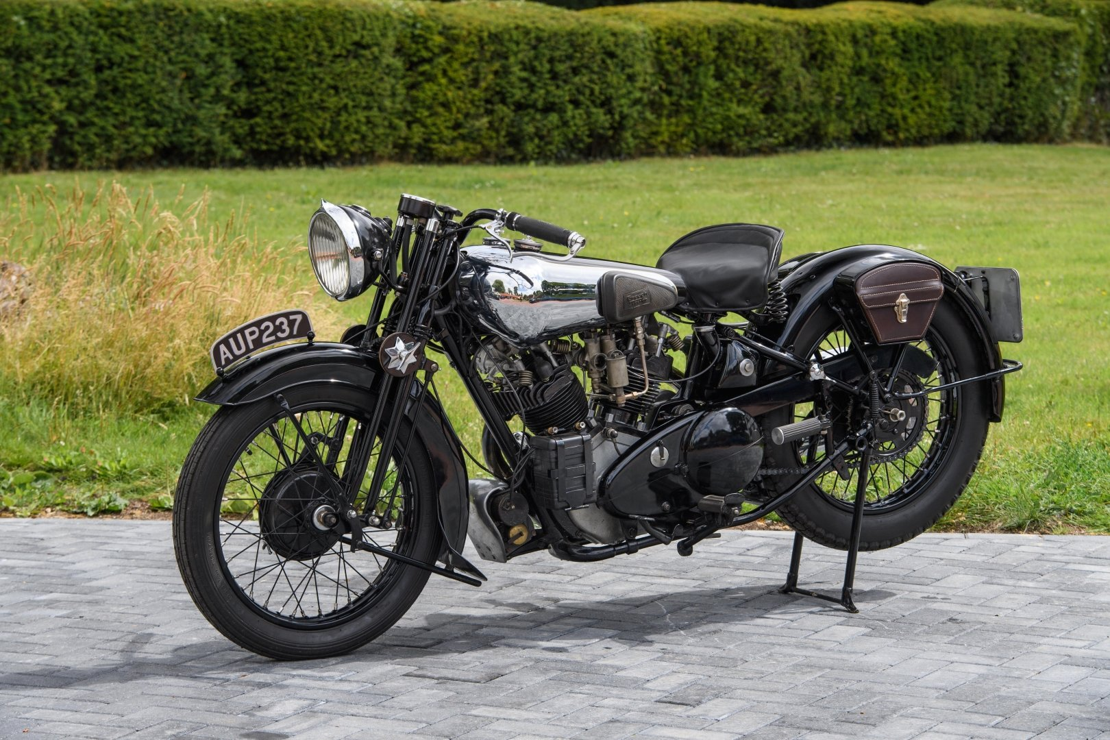 1936 Brough Superior SS100 - The Third 'MX100' Constructed For Sale (picture 3 of 12)