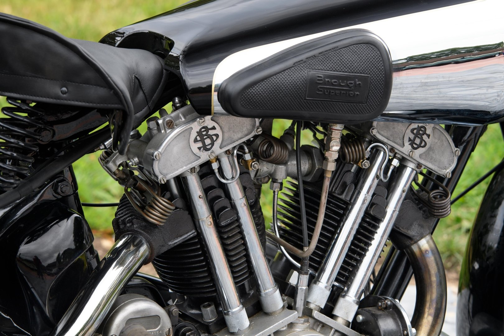 1936 Brough Superior SS100 - The Third 'MX100' Constructed For Sale (picture 5 of 12)
