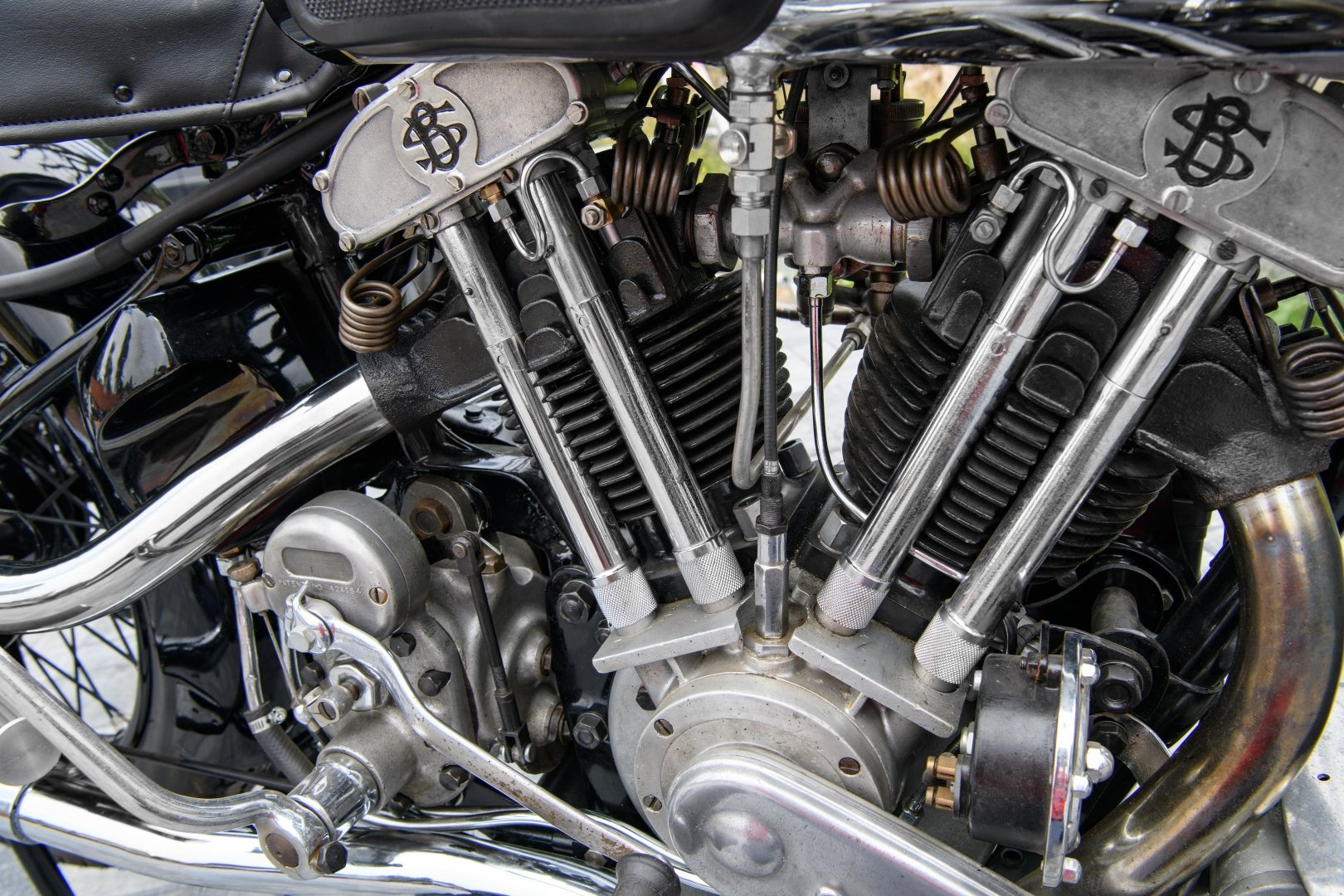 1936 Brough Superior SS100 - The Third 'MX100' Constructed For Sale (picture 6 of 12)