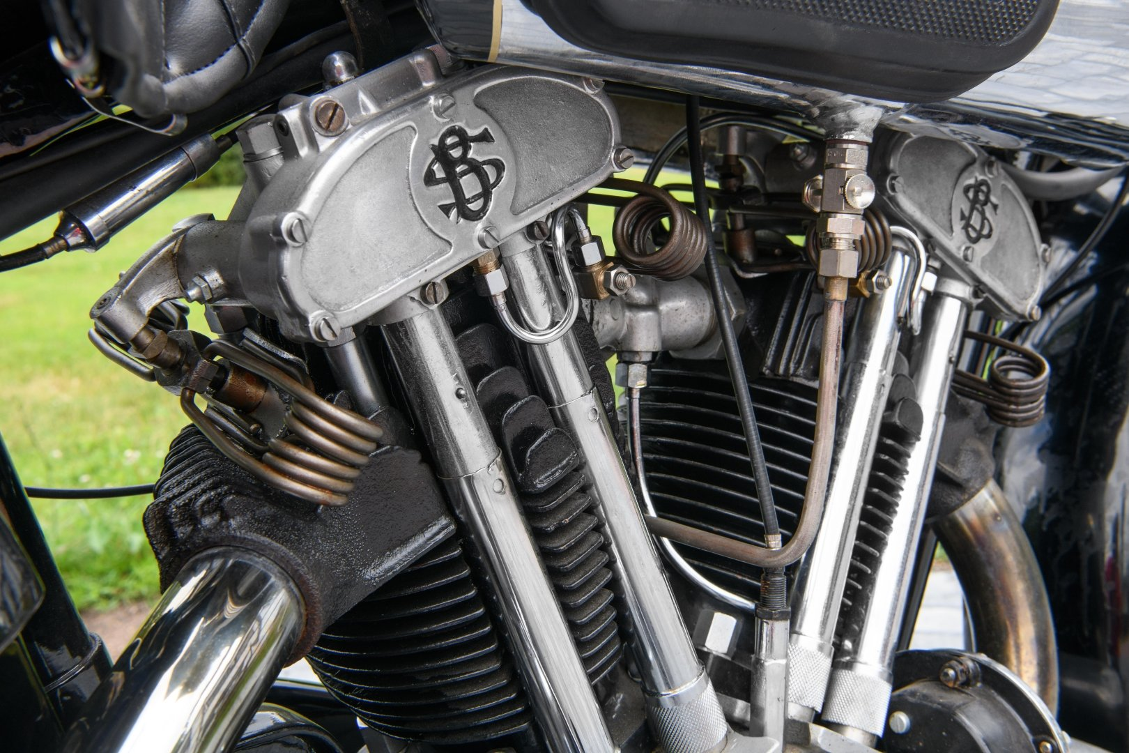 1936 Brough Superior SS100 - The Third 'MX100' Constructed For Sale (picture 7 of 12)