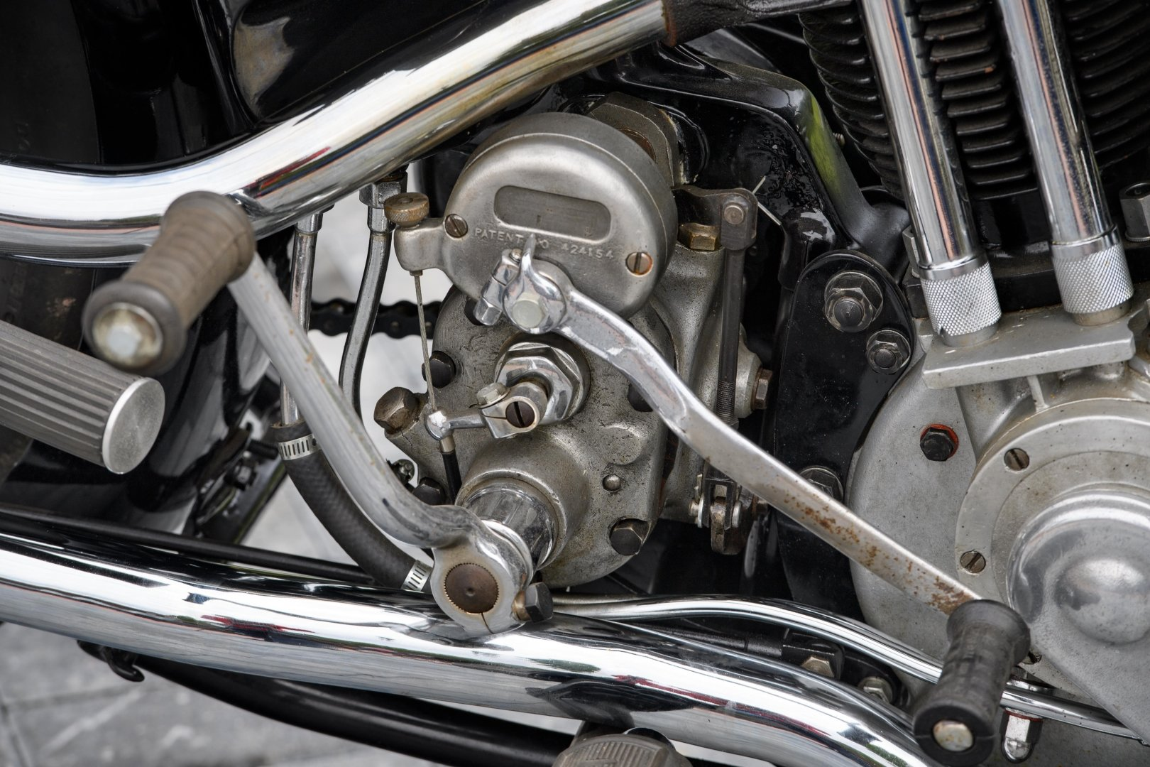1936 Brough Superior SS100 - The Third 'MX100' Constructed For Sale (picture 9 of 12)