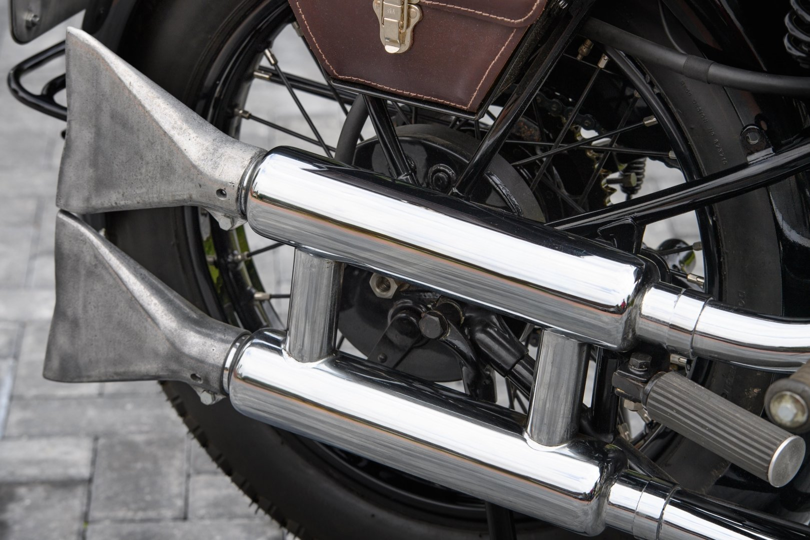 1936 Brough Superior SS100 - The Third 'MX100' Constructed For Sale (picture 10 of 12)