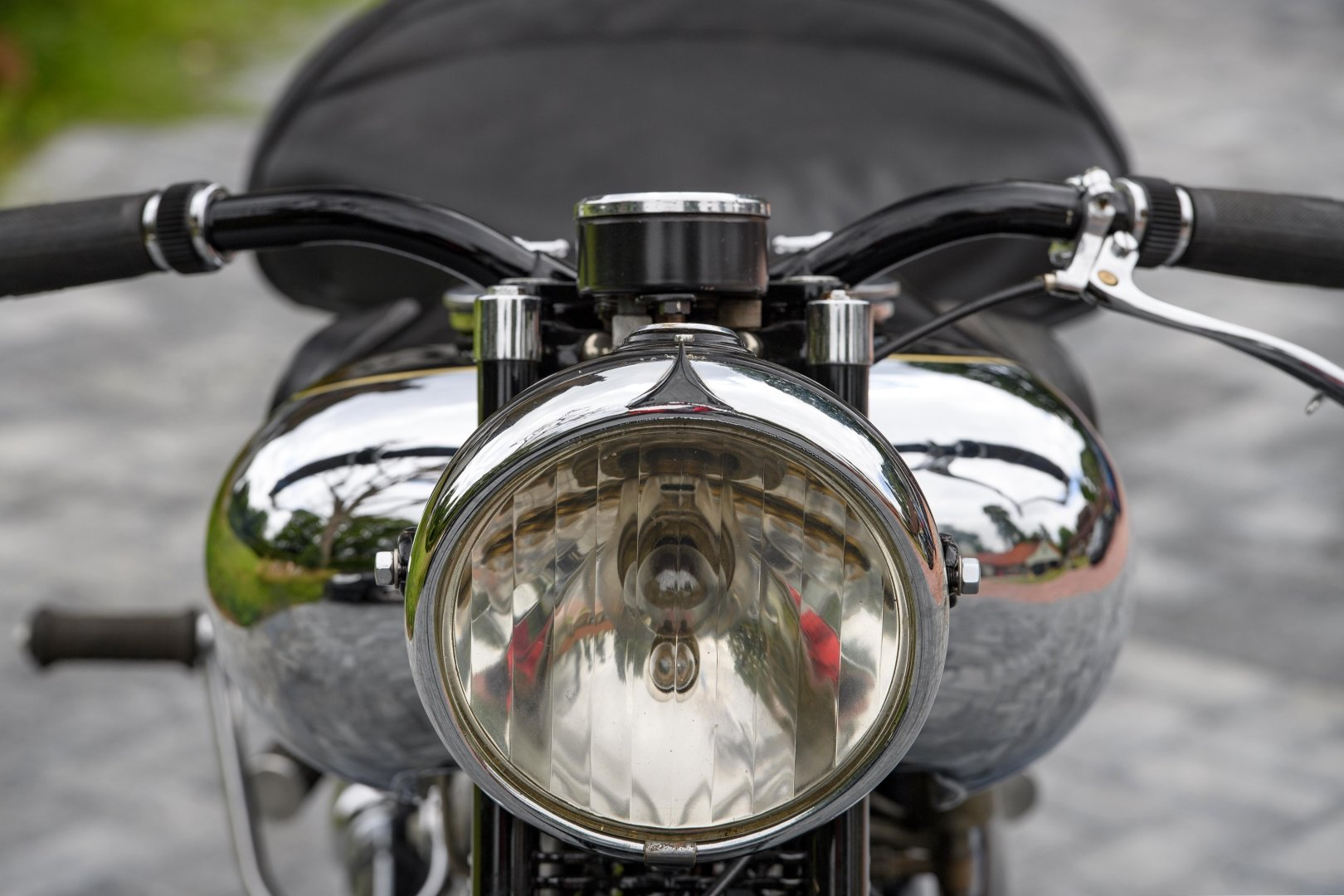 1936 Brough Superior SS100 - The Third 'MX100' Constructed For Sale (picture 11 of 12)