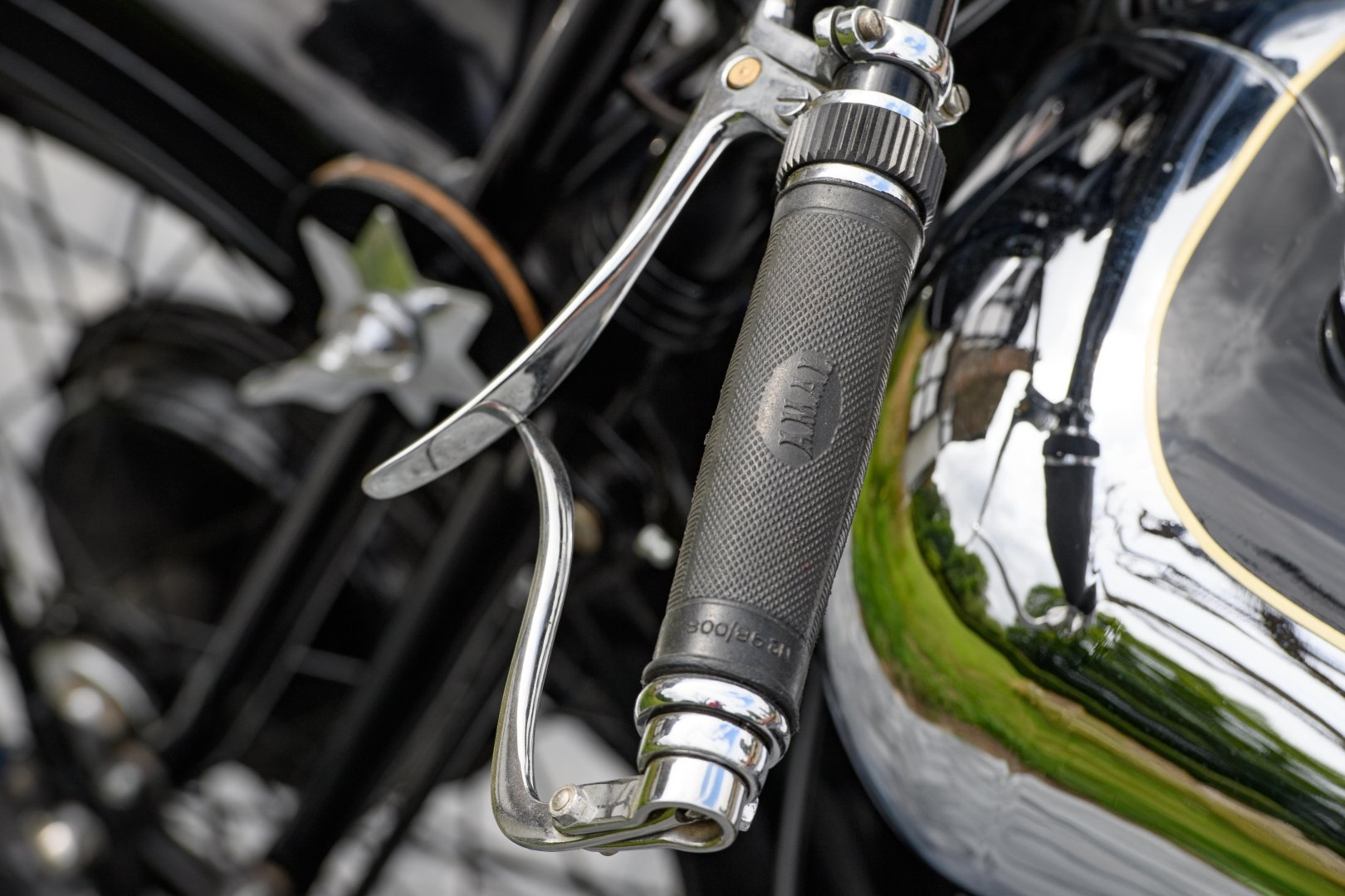 1936 Brough Superior SS100 - The Third 'MX100' Constructed For Sale (picture 12 of 12)