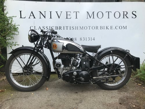 1939 BSA Silverstar 350  For Sale (picture 2 of 6)
