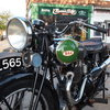 1936 Rare Q21 500cc Blue Star, SOLD TO BEN. SOLD