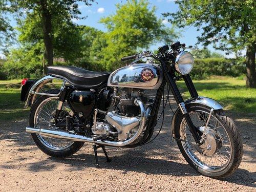 BSA RGS Replica 1962 650cc SOLD (picture 1 of 6)