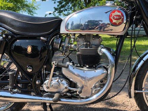 BSA RGS Replica 1962 650cc SOLD (picture 3 of 6)