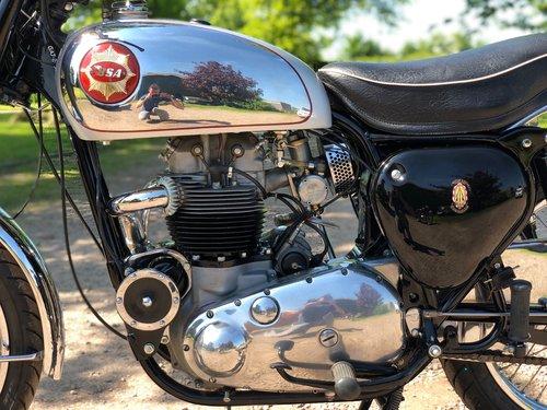 BSA RGS Replica 1962 650cc SOLD (picture 4 of 6)