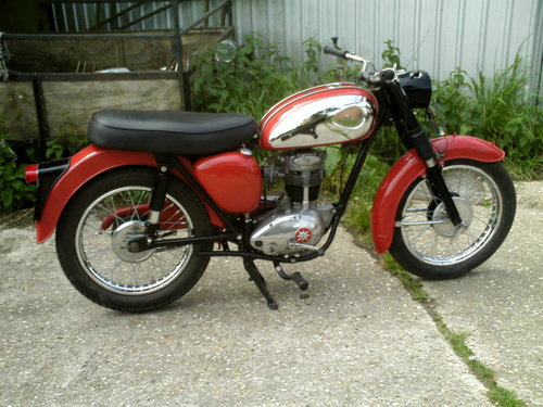 1960 BSA 250CC C15 SOLD (picture 1 of 6)