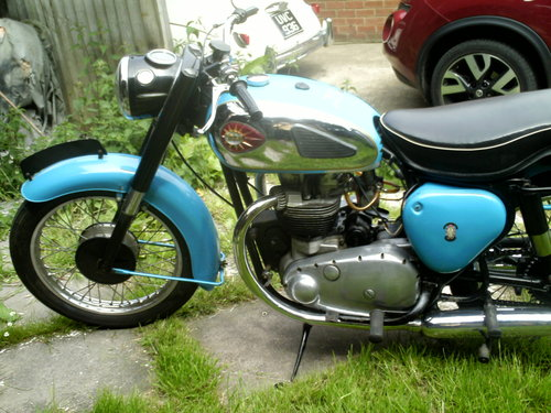 1959 BSA A10 For Sale (picture 1 of 6)