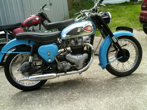 1959 BSA A10 For Sale (picture 2 of 6)