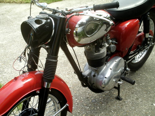 1960 BSA 250CC C15 SOLD (picture 4 of 6)