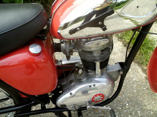 1960 BSA 250CC C15 SOLD (picture 6 of 6)