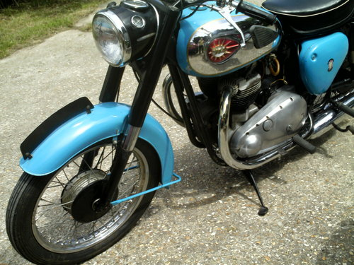 1959 BSA A10 For Sale (picture 6 of 6)