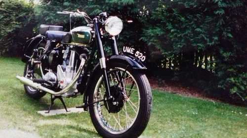 1949 Rare BSA ZB 31 For Sale (picture 1 of 5)