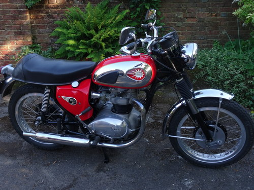1966 BSA A 65 Lightning  For Sale (picture 2 of 6)
