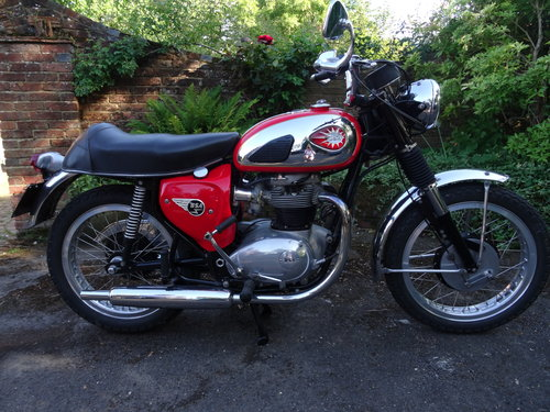 1966 BSA A 65 Lightning  For Sale (picture 3 of 6)