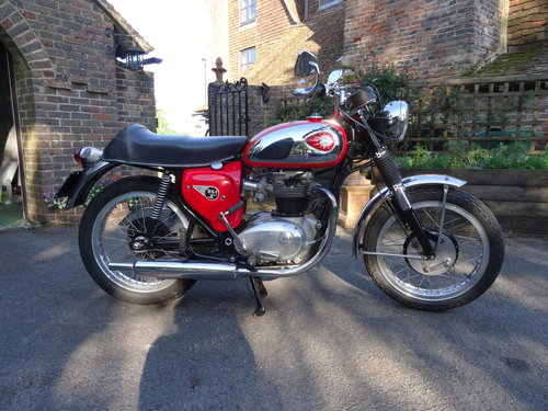 1966 BSA A 65 Lightning  For Sale (picture 4 of 6)
