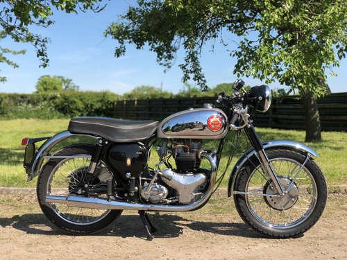 BSA Rocket Gold Star 1963 650cc Replica SOLD (picture 2 of 6)