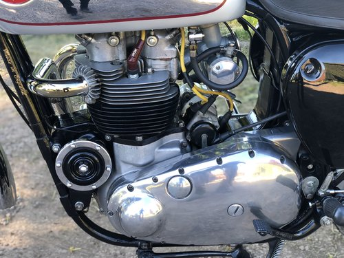 BSA Rocket Gold Star 1963 650cc Replica SOLD (picture 4 of 6)
