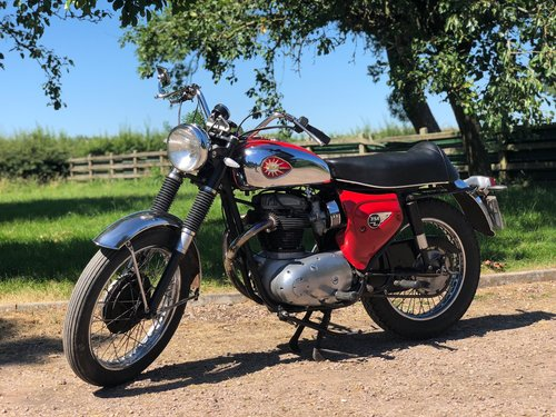 BSA Lightning A65LA 1967 650cc. Rare Very Pretty SOLD (picture 2 of 6)