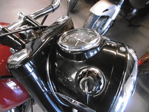 BSA B31 1959 , Original and standard SOLD (picture 5 of 6)