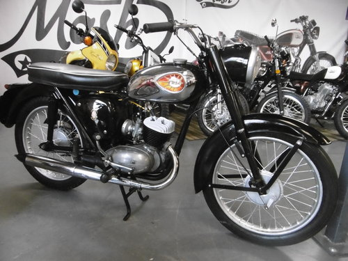 1964 BSA Bantam 175 4 speed All correct SOLD (picture 1 of 6)