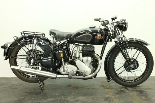 BSA M20 1940 500cc 1 cyl sv  For Sale (picture 1 of 6)