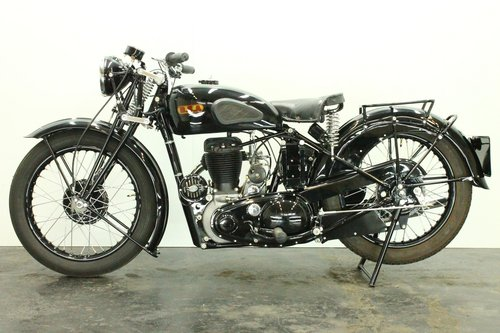 BSA M20 1940 500cc 1 cyl sv  For Sale (picture 2 of 6)