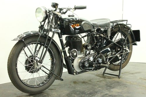 BSA M20 1940 500cc 1 cyl sv  For Sale (picture 3 of 6)