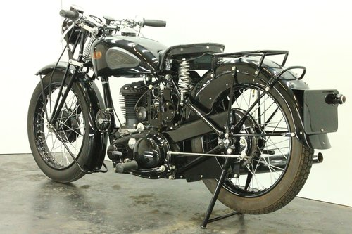 BSA M20 1940 500cc 1 cyl sv  For Sale (picture 4 of 6)