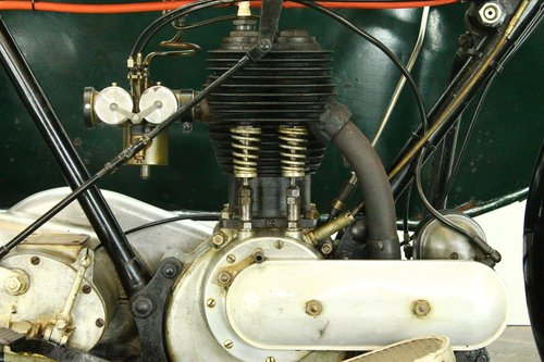 BSA model H 1922 557cc 1 cyl sv combination  For Sale (picture 5 of 6)
