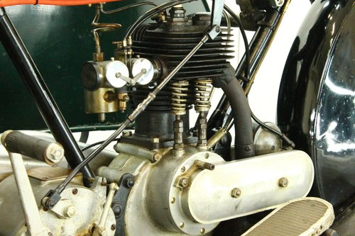 BSA model H 1922 557cc 1 cyl sv combination  For Sale (picture 6 of 6)