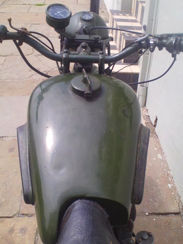 1941 BSA WM20 MILITARY SOLD (picture 5 of 6)