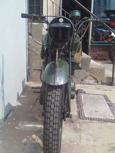 1941 BSA WM20 MILITARY SOLD (picture 6 of 6)