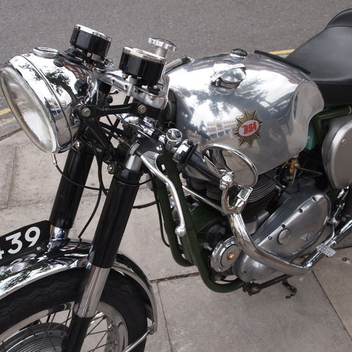 1958 BSA A10R Super Rocket 650cc RESERVED FOR STEVE. SOLD (picture 6 of 6)