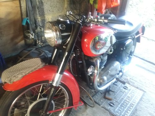 1960 A10 650cc Super Rocket For Sale (picture 2 of 3)