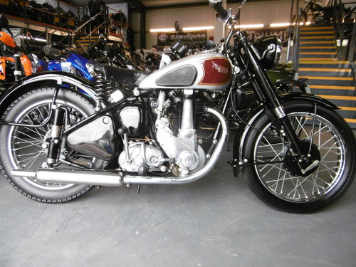 1950 Bsa B31 Stunning full nut and bolt restoration  SOLD (picture 1 of 6)