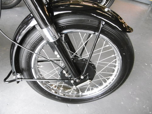 1950 Bsa B31 Stunning full nut and bolt restoration  SOLD (picture 3 of 6)