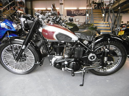 1950 Bsa B31 Stunning full nut and bolt restoration  SOLD (picture 6 of 6)