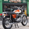 1972 BSA A65 Lightning. Probably The Nicest Ever. SOLD