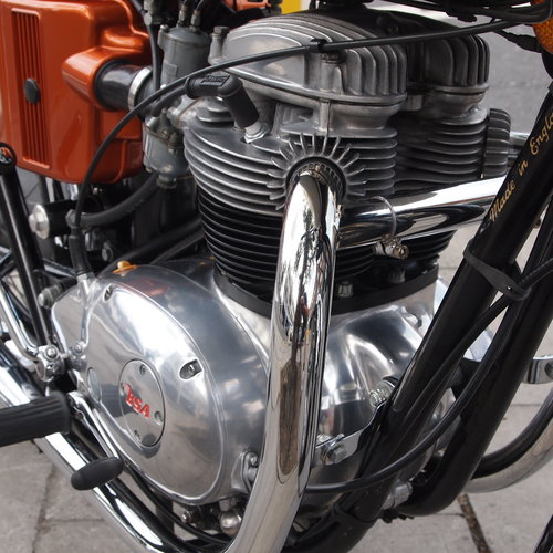 1972 BSA A65 Lightning. Probably The Nicest Ever. SOLD (picture 5 of 6)